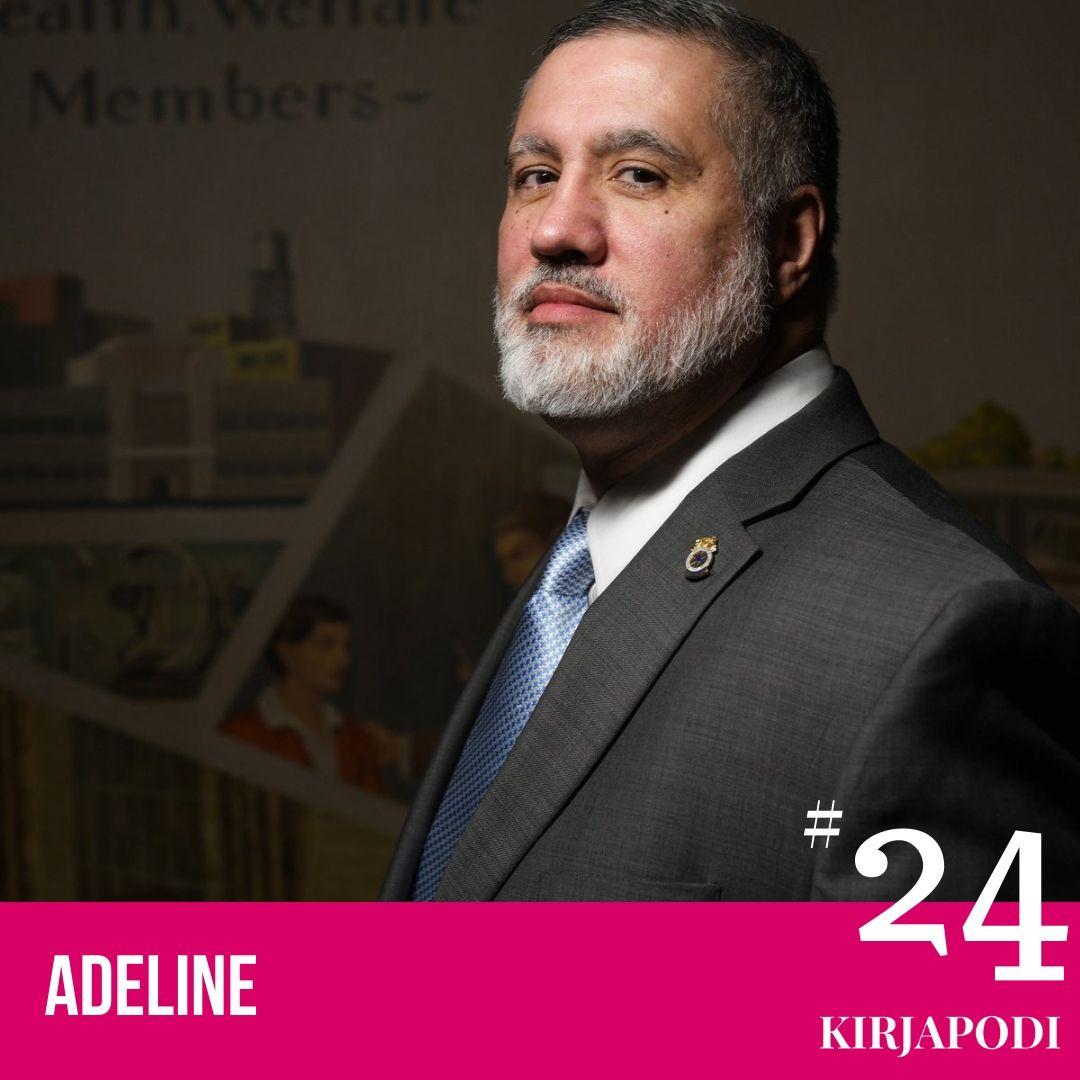 Jakso #24 Adeline – Mark Torres