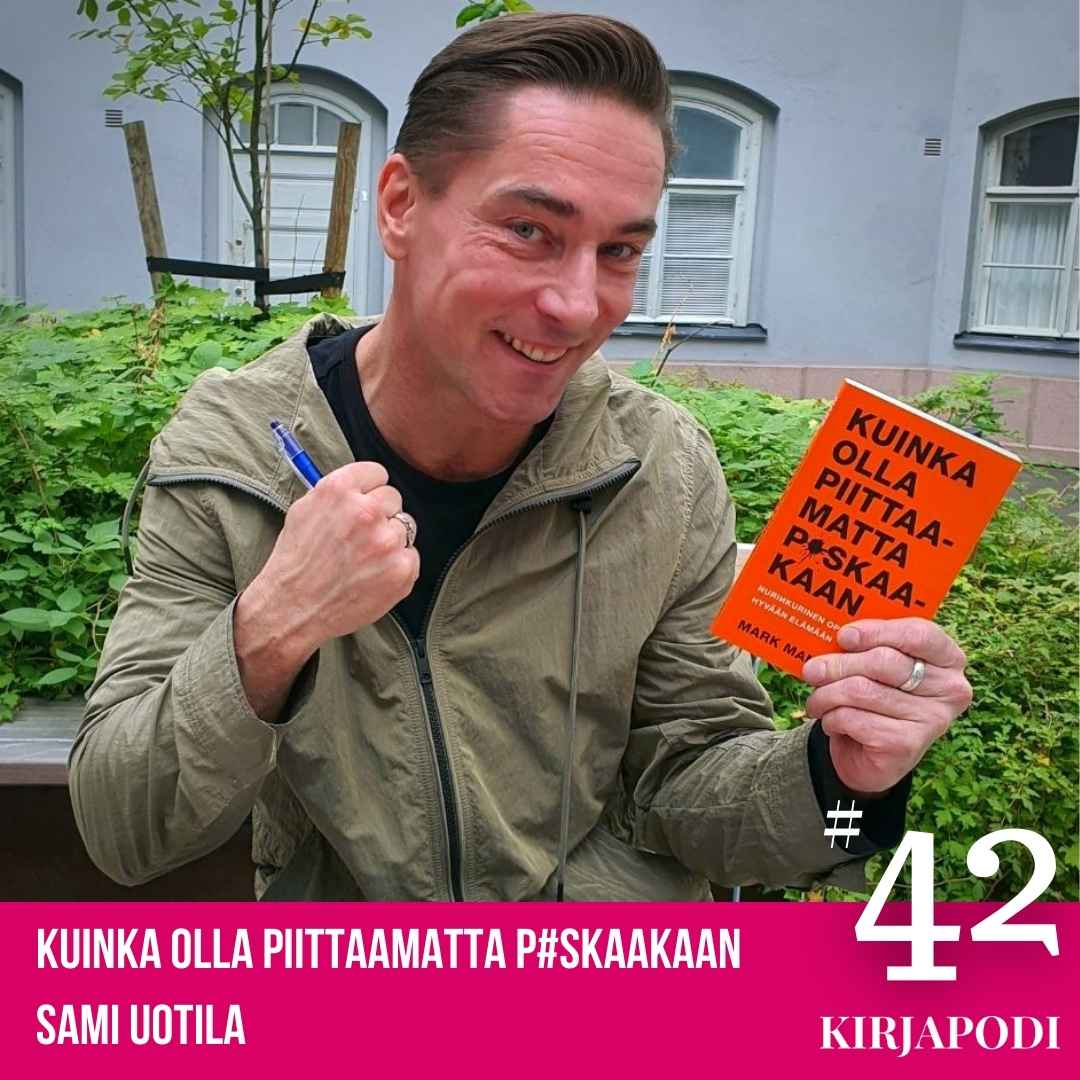 Jakso #42 Sami Uotila