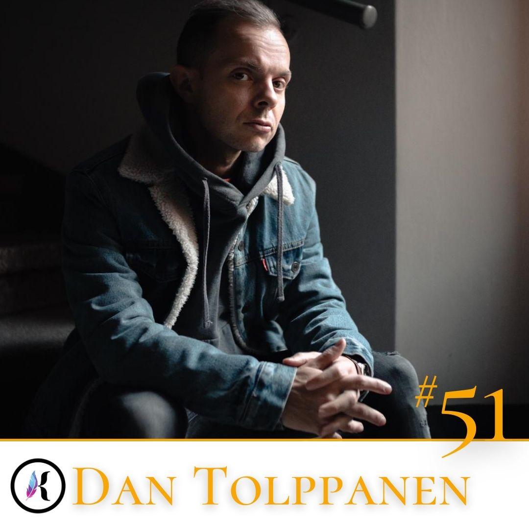 Jakso #51 Uniikki elämä – Kirja – Dan Tolppanen