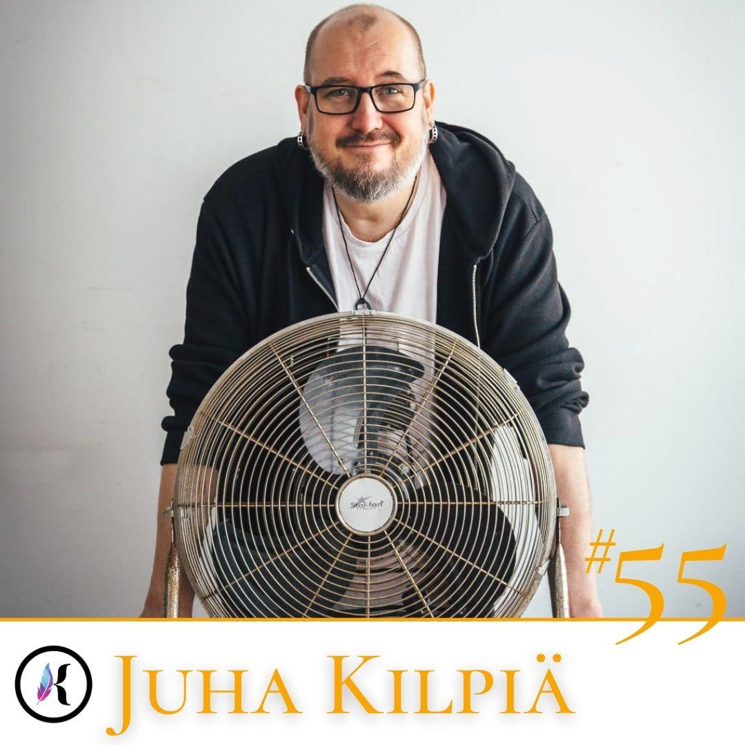 Jakso #55 Kosmoksen kauneinta – Seksuaalikasvatus – Juha Kilpiä