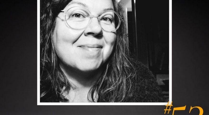 Jakso #52 Naistenpäivän etkot – Ajatuksia lähisuhdeväkivallasta – Ria Oksman