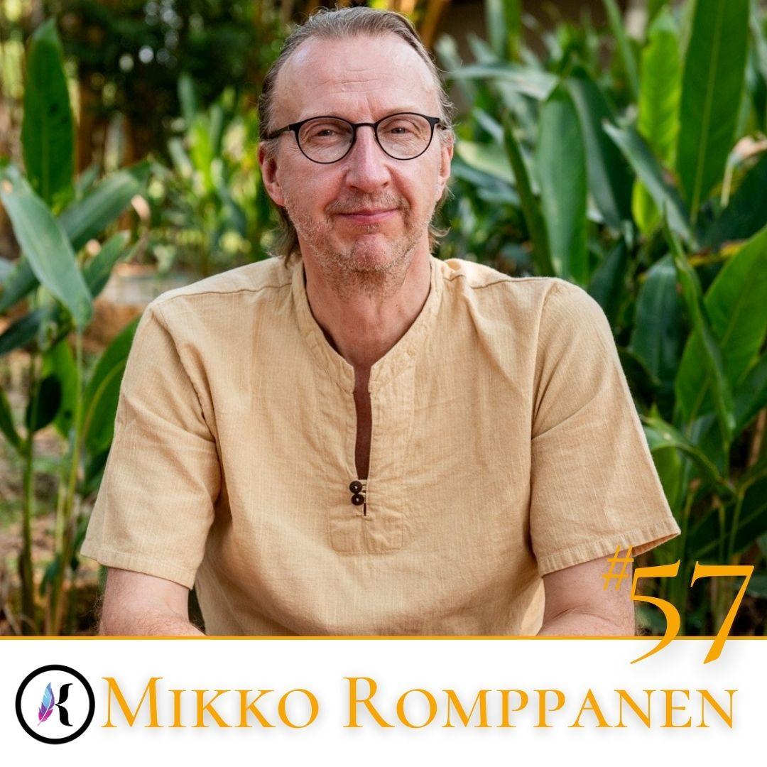 Jakso #57 Musiikin kuntouttava voima – Mikko Romppanen