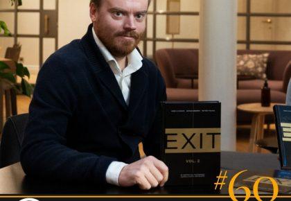 Jakso #60 Exit II – Matias Mäenpää
