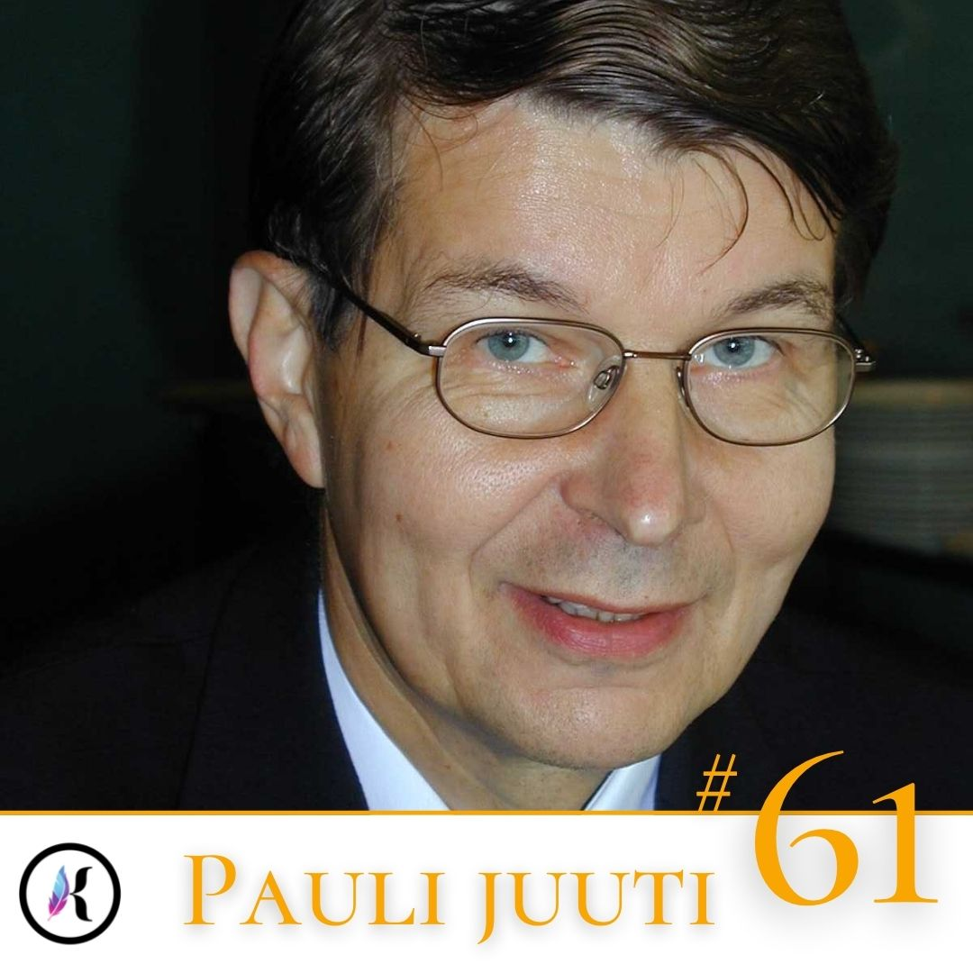 Jakso #61 Karismaattinen sankarijohtaja ja petollinen business kettu – Pauli Juuti & Jussi Onnismaa