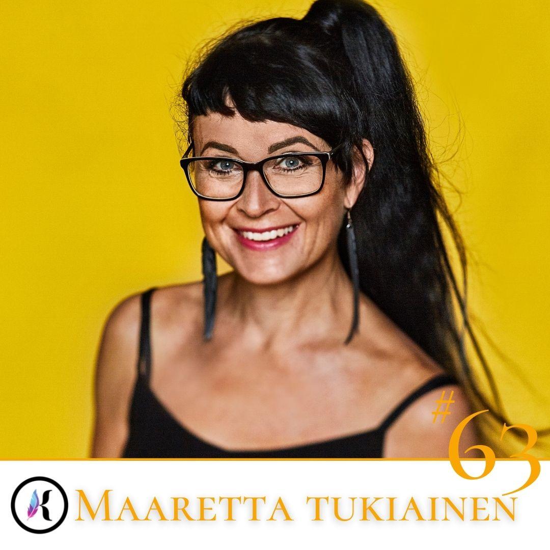 Jakso #63 Oodi kodille – Kodin ja mielen yhteys – Maaretta Tukiainen