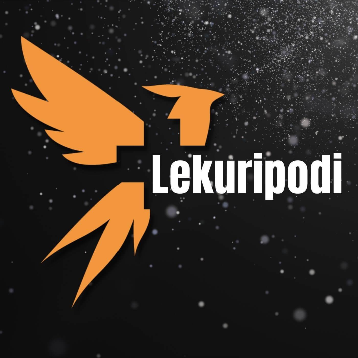 Lekuripodi logo