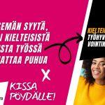 5. Kissa pöydälle – 7 syytä miksi epäkohdista kannattaa puhua – Minna Mattila-Aalto